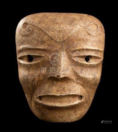 A BROWN STONE MASK