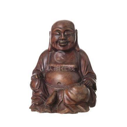 Chinese sculture Buddha
