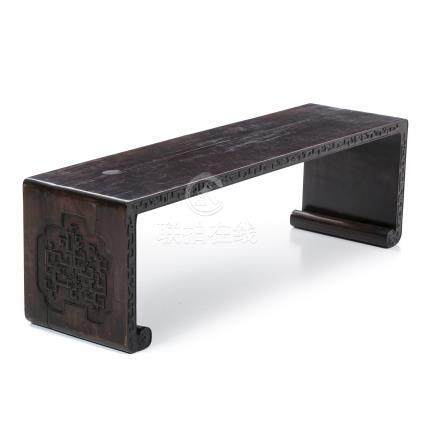 Chinese low table, Minguo