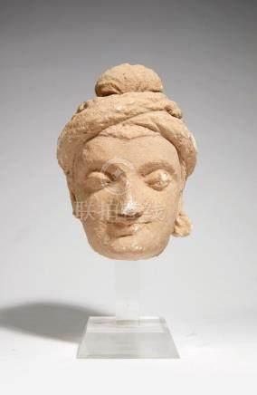 INDE GANDHARA, art gréco bouddhique, IIe/IVe siècle
