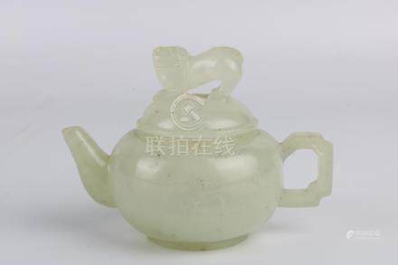 Republic of China White Jade pot