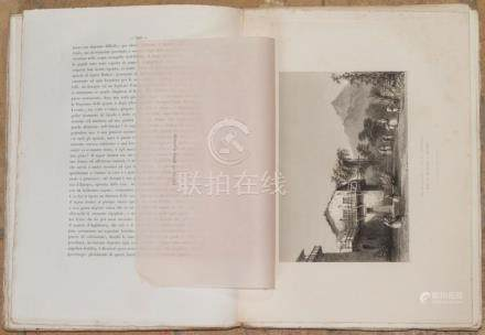 Syria and Asia Minor Anatolia Giorgio Briano 1841 Maps Engra