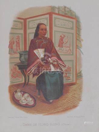 Portrait 1877 Woman from Hong Kong