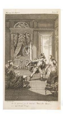 BEAUMARCHAIS (Pierre Augustin Caron de).