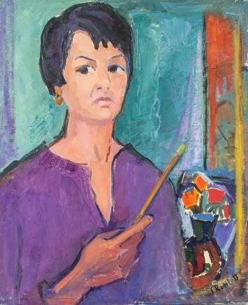 Karl Schmidt-Rottluff German Expressionist OOC