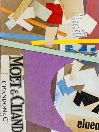 Kurt Schwitters German Dadaist Mixed Media