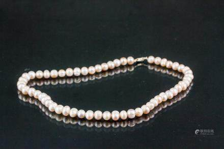 Chinese Pearl Necklace