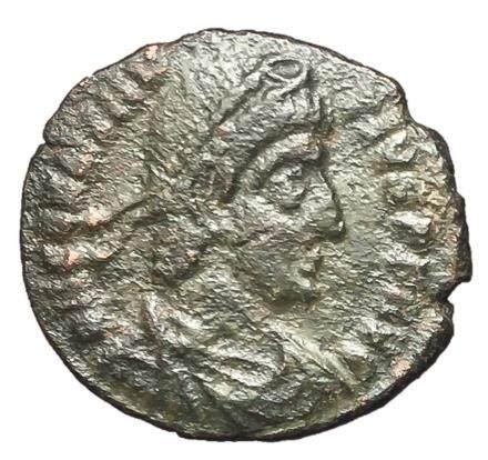 337-361 Roman Empire Constantius II Follis Bronze