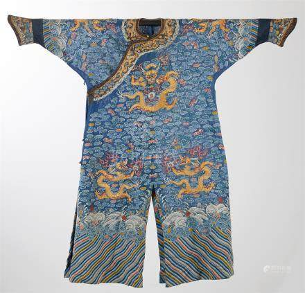 A Kesi Summer 'Dragon' Robe