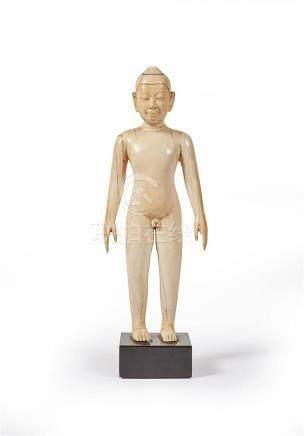 Travail du Sud-Est Asiatique - Fin du XIXe siècle Statuette