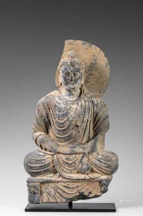 Art Gréco Bouddhique du Gandhara