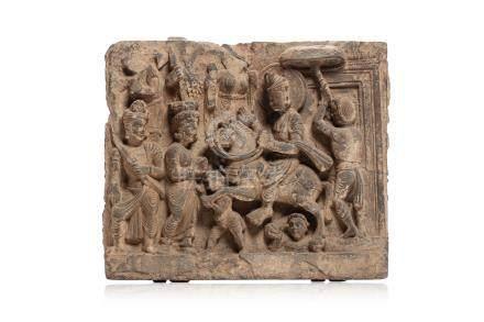 ANCIENNE REGION DU GANDHARA, IIe IVe siècle