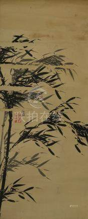 A Japanese painting 日本画