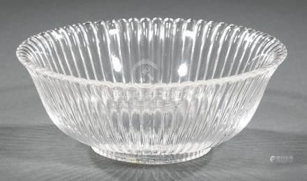 Chinese Mughal-Style Glass Bowl