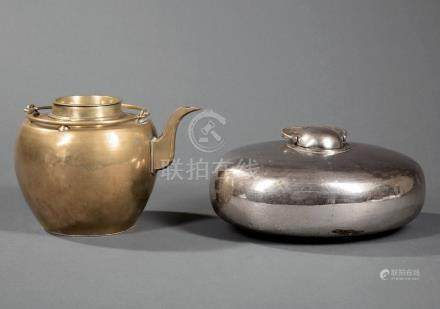 Chinese Metal Household Objects