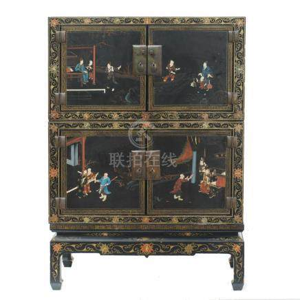 CHINESE CABINET, 20TH CENTURY