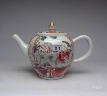 Qianlong teapot
