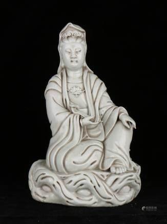 Porcelain Figure Of GuanYin