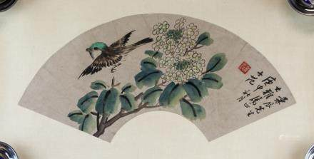 Cui Zifan 1915-2011 Chinese Watercolor on Paper
