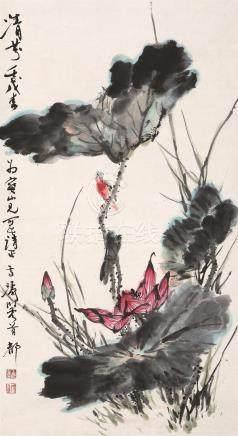 王雪涛花鸟