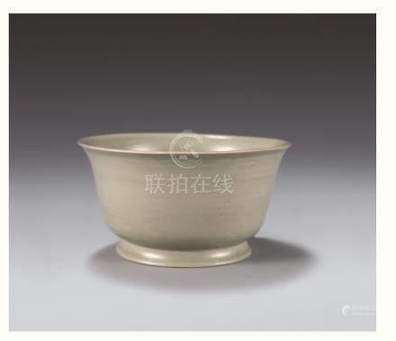 北宋越窑密色瓷碗