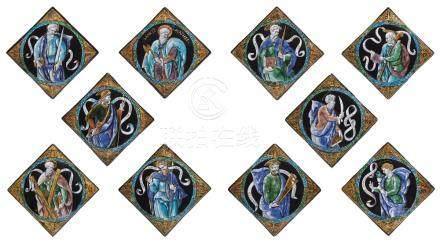 LEONARD LIMOSIN (CIRCA 1505-1575/1577), CIRCA 1540