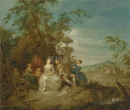 Jean-Baptiste Pater (Valenciennes 1695-1736 Paris) and studio