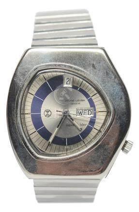 瑞士 FAVRE-LEUBA 鋼自動上鏈腕錶