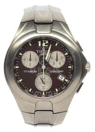 瑞士 TISSOT 天梭 鋼石英腕錶