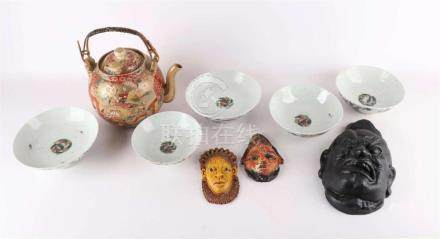 A lot of miscellaneous, China / Japan 19th / 20th century.