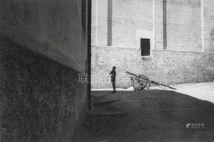 HENRI CARTIER-BRESSON 1908-2004 Salerno, Italy 1953 gelatin