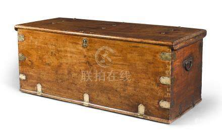 A Dutch colonial camphor chest, 18th century