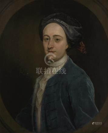 Circle of Charles Jervas PORTRAIT OF A GENTLEMAN, TRADITIONALLY IDENTIFIED ASROBERT VANSITTART