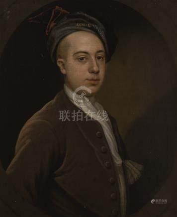 Circle of Charles Jervas PORTRAIT OF A GENTLEMAN, TRADITIONALLY IDENTIFIED AS HENRY VANSITTART