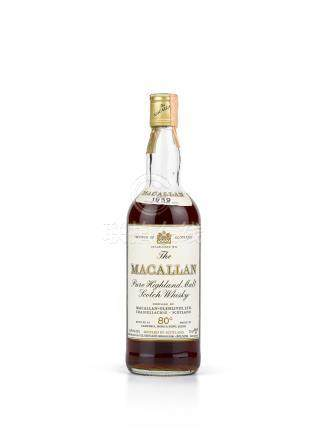 The Macallan 1959 (1 BT)
