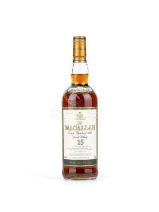 The Macallan 15 Year Old Highland Single Malt 1984 (1 BT)