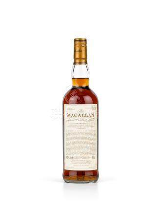 The Macallan 25 Year Old Anniversary Malt 1974 (1 BT)