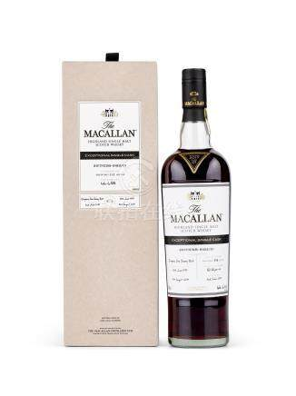 The Macallan Exceptional Single Cask - 2017/ESB-9182/01 1997 (1 BT70)