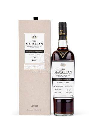 The Macallan Exceptional Single Cask - 2017/ESH-11648/08 2004 (1 BT70)