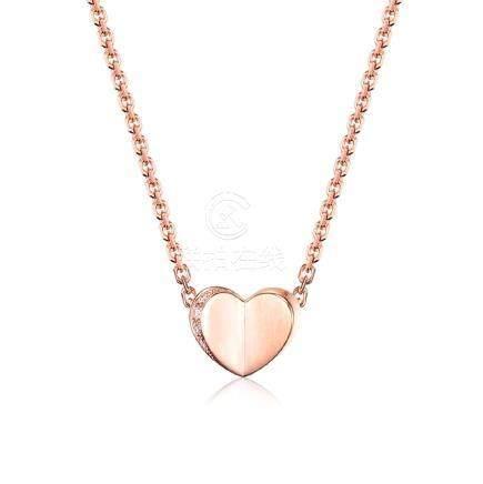 Gold & Diamonds Necklace