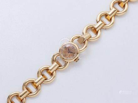UNIVERSAL GENEVE  Belle montre bracelet de…