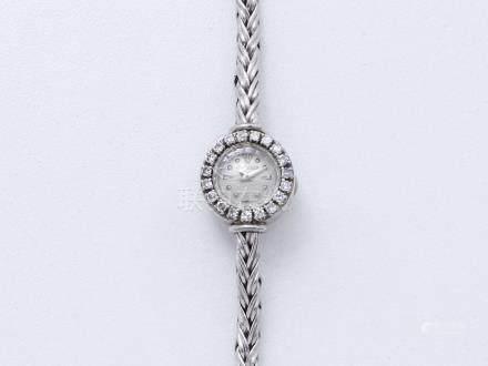 JAEGER LECOULTRE  Montre bracelet de dame…
