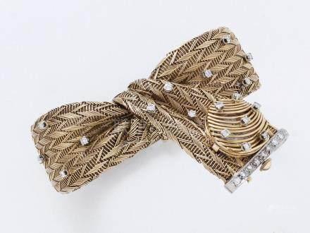 SULLY  Montre bracelet de dame en or 750…