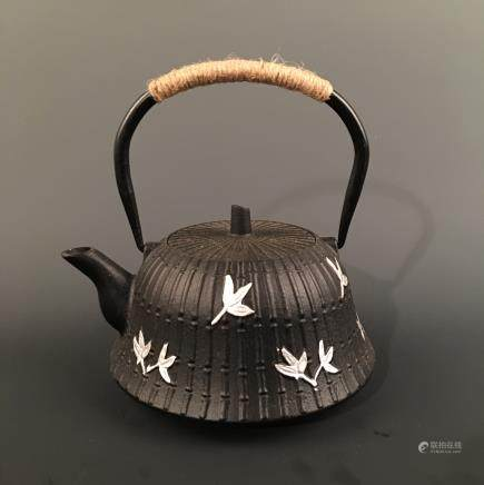 Chinese Iron Teapot