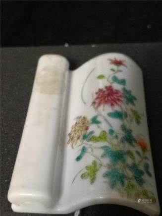 Qing Jiaqing pen holder