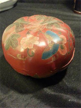 Chinese and Lacquer Boxe