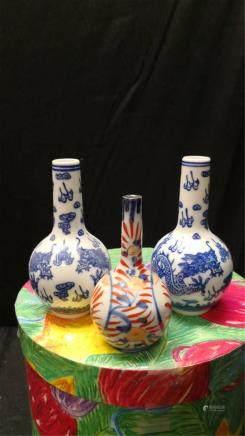 3 Mini vase