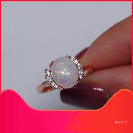 op  Ring  Silver # 9