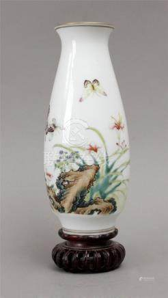 A Chinese porcelain vase from the second half of 20th century