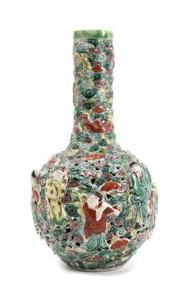 First half of 20th century Chinese porcelain vase